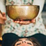 Kristallklangschalen healing sound bath rostock